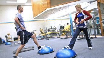 Benefits of training with a partner 1