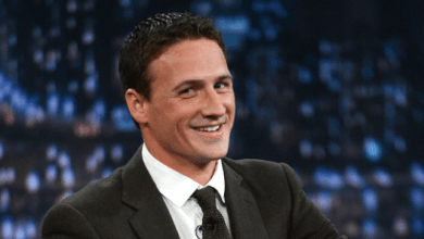 Photo of Ryan Lochte – Probably NOT as Sharp Out of the Water