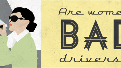 Photo of Are Women Bad Drivers? [Infographic]