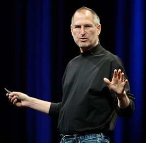 Steve Jobs at the WWDC 07