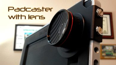 Photo of Hands On: Padcaster