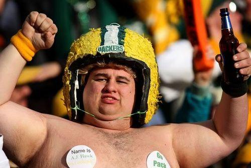 Photo of 5 Hilarious Football Fan Mugshots