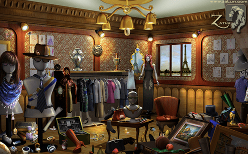 The 10 Most Entertaining Hidden Objects Games