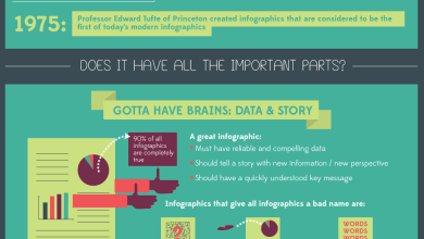 Photo of The Characteristics of Great Infographics [Infographic]