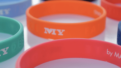 Photo of My single wristbands – advertise your relationship status!