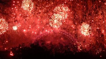 Welcoming In The New Year: What Not To Miss In London 2