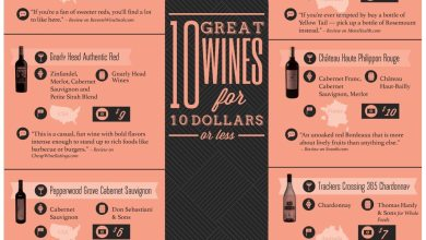 Photo of Fine Wines on a Budget [Infographic]