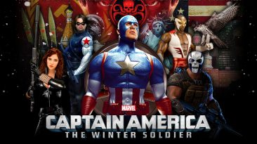 Night at the Movies with Eric: Marvel's Captain America - The Winter Soldier 4