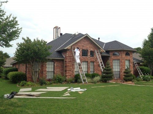 exterior home improvements