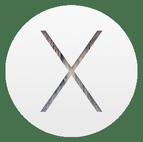 OS X 10.10 Yosemite Logo