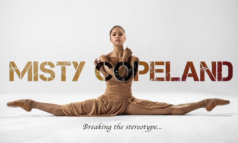 Photo of Misty Copeland – I WILL WHAT I WANT