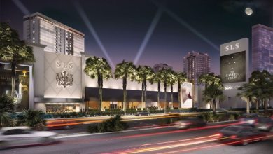 Photo of SLS Las Vegas is OPEN