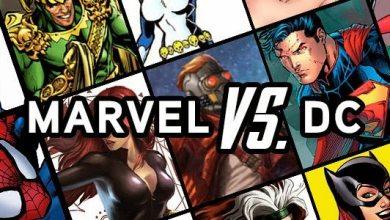 Photo of Comic Costume Battle – Marvel or DC?
