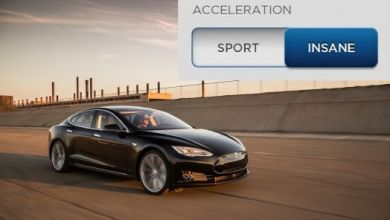 "Photo of Tesla P85D – ""Insane Mode"""