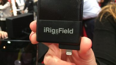 Photo of iRig Mic Field at CES 2015