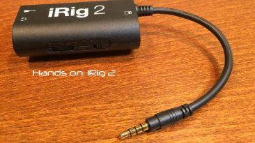 Hands On: IK Multimedia iRig2 16