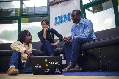 IBM iHub