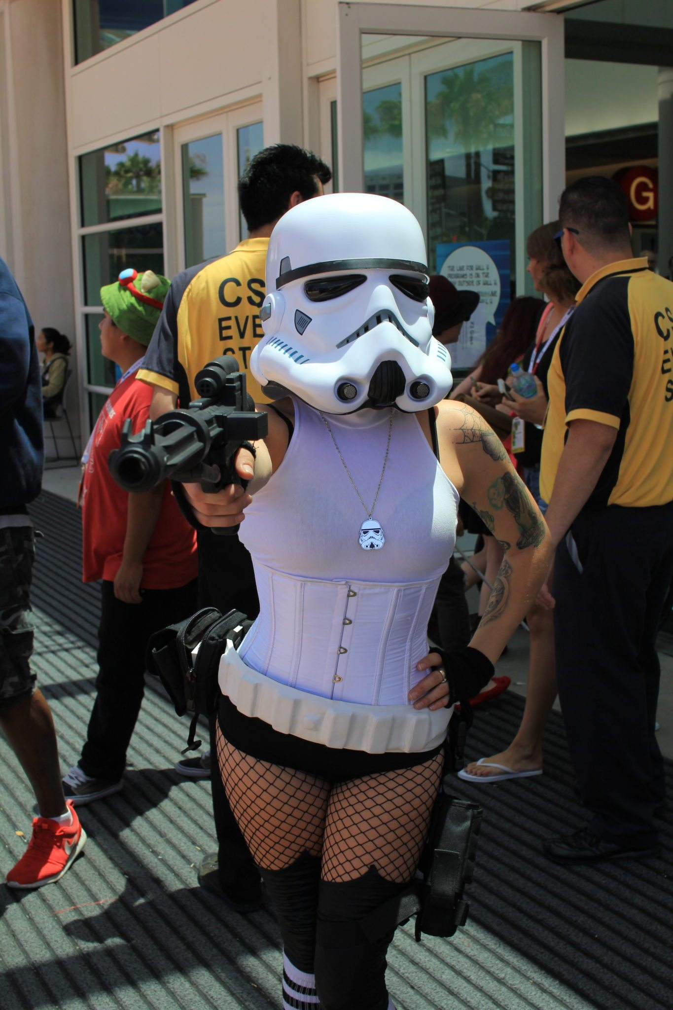 San Diego Comic Con 2015 - Cosplayers 3