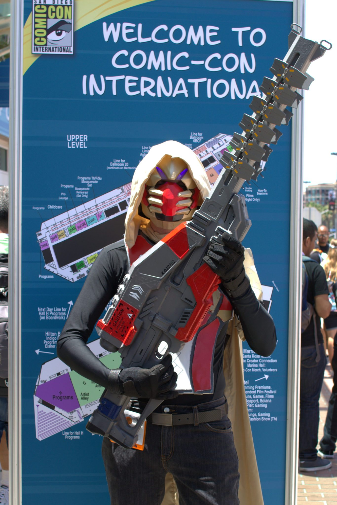 San Diego Comic Con 2015 - Cosplayers 2