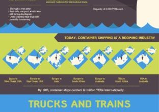 Photo of How Does Cargo Make It To The Store? [Infographic]
