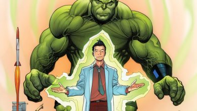 Photo of Marvel changes up the Hulk script