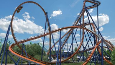 "Photo of Meet Valravn, the ""Raven of the Slain"" Rollercoaster at Cedar Point"