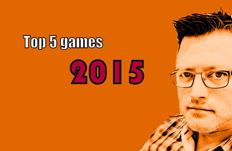 My top 5 iOS time wasters (games) of 2015 1