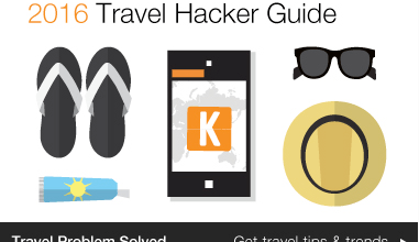 Photo of KAYAK Releases 2016 Travel Hacker Guide