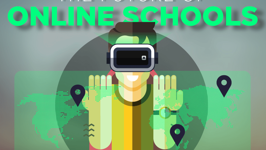 Virtual Reality In The Classroom [Infographic] 1