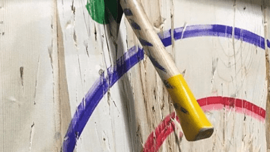 Photo of Shake Up Your Routine And Join An Axe Throwing League