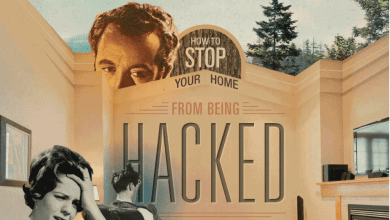 Photo of Prevent Hackers From Taking Over Your Home [Infographic]