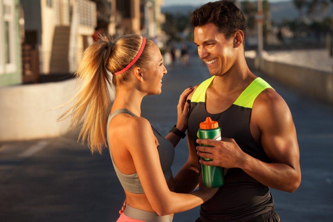 fitness people