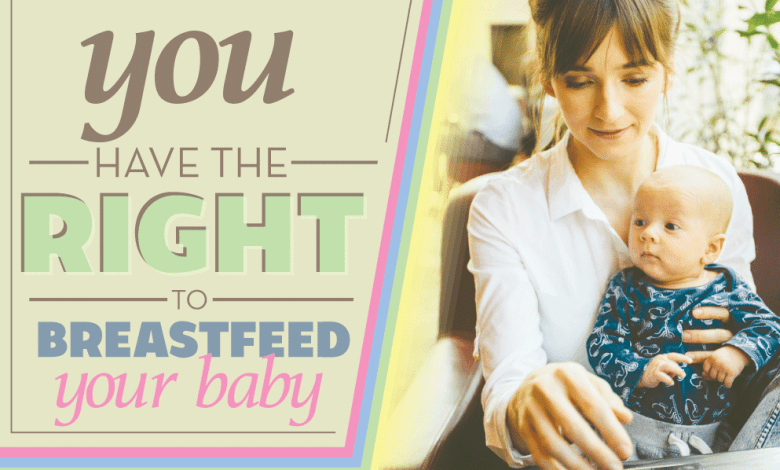 Photo of Stop Telling Women Where To Breastfeed [Infographic]
