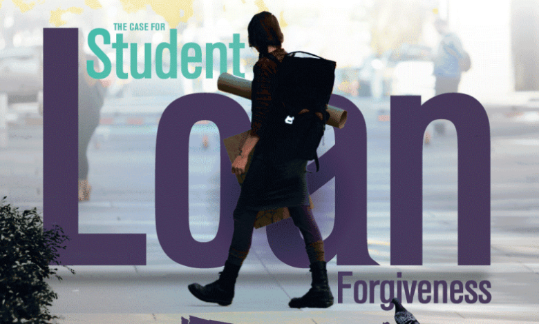 Photo of Student Loan Forgiveness: Economic Magic Bullet? [Infographic]
