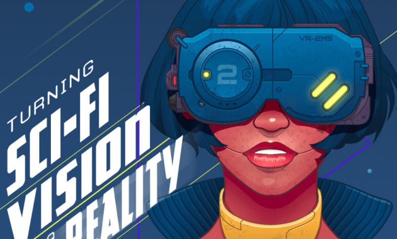 Photo of The Future Of SciFi Vision [Infographic]