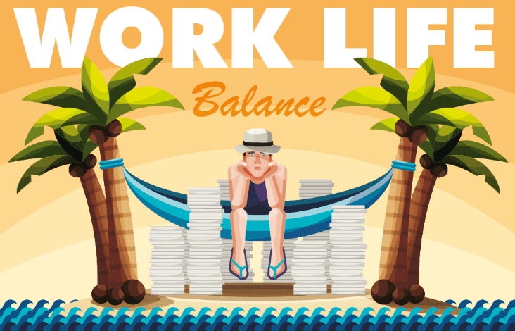 Photo of Restoring Work/Life Balance With Tech [Infographic]
