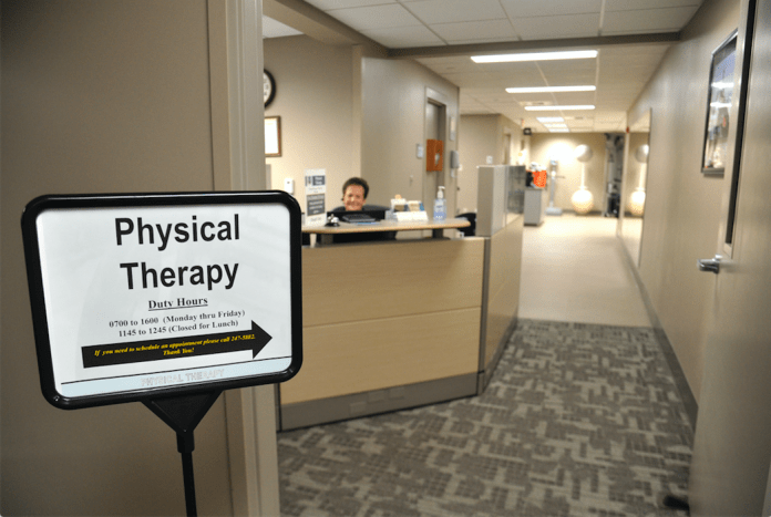 physical therapy office