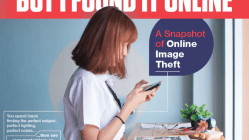 The Scourge Of Online Image Theft [Infographic] 2