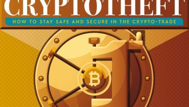 Photo of Is There A Crypto Theft Problem? [Infographic]