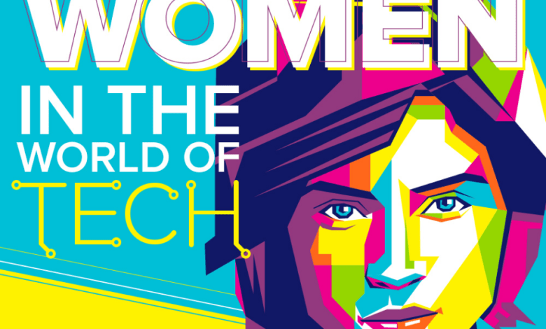Photo of What's Keeping Women Out Of Tech Jobs? [Infographic]