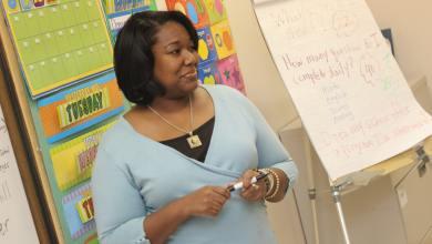 Photo of Handling Teacher Troubles