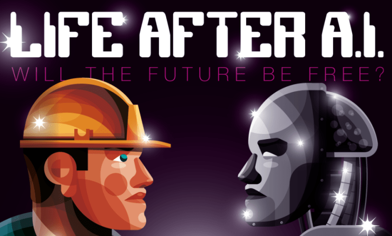 Photo of What Will Life Look Like After Artificial Intelligence? [Infographic]