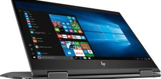 HP Envy x360 2-in-1 laptop