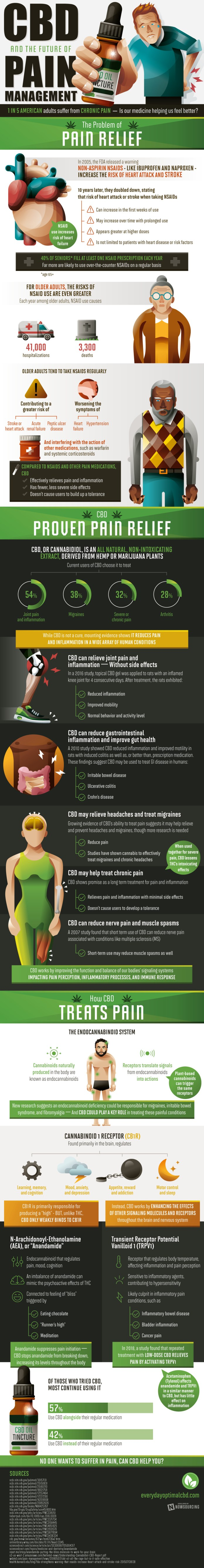 Is CBD The Future Of Pain Management? 1