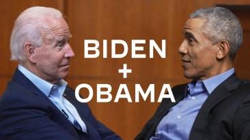 A Socially Distanced Conversation: President Barack Obama and Vice President Joe Biden 3