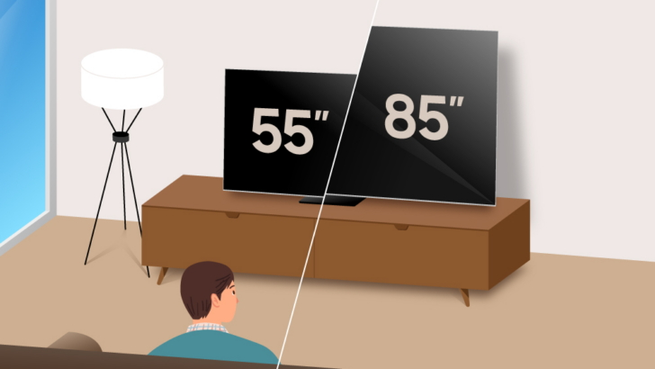 Why Bigger Is Better When It Comes to Your TV 1