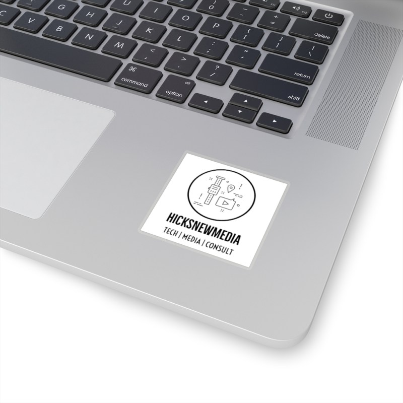 HNM Logo Sticker 4