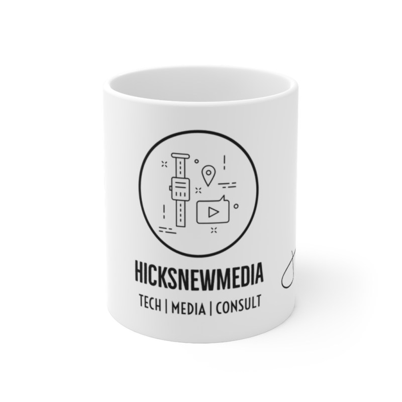 HNM 11oz Mug [digitally signed] 1