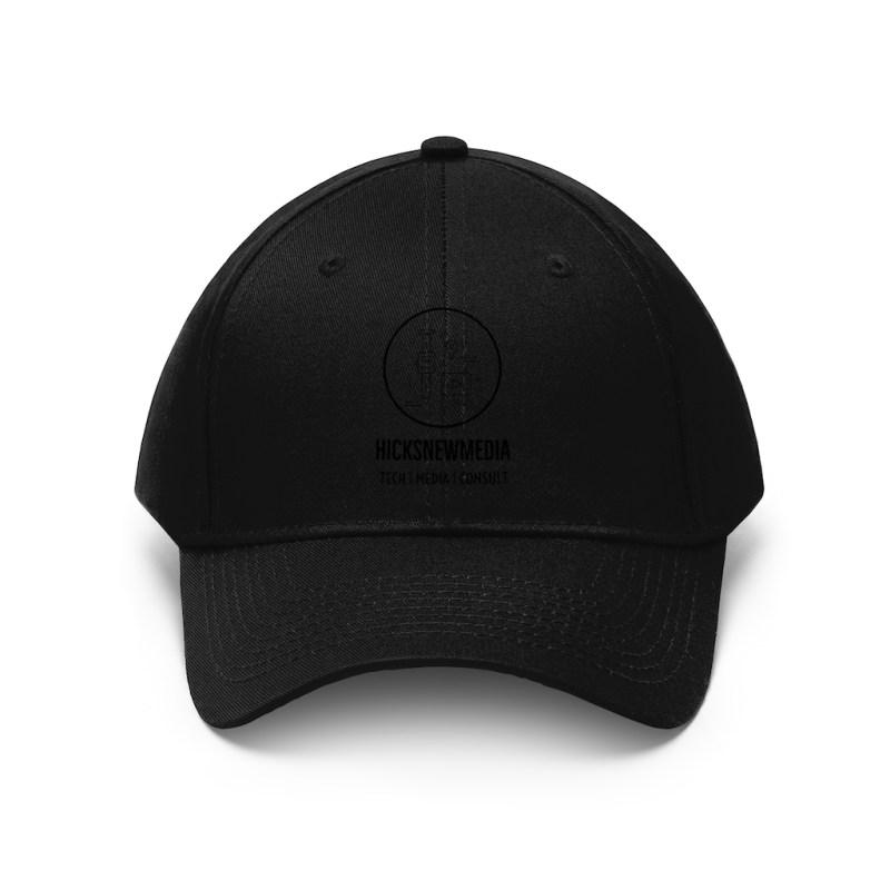 HNM Unisex Twill Hat 8