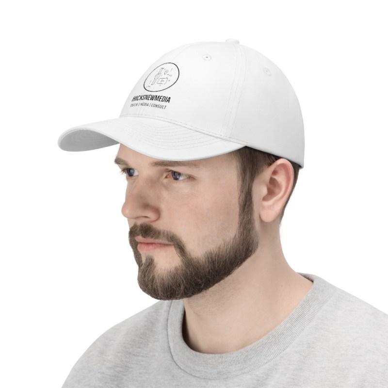 HNM Unisex Twill Hat 3